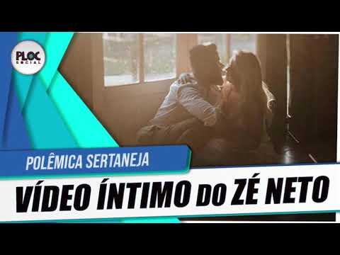 INTIMO Vídeo do cantor Ze Neto e Cristiano