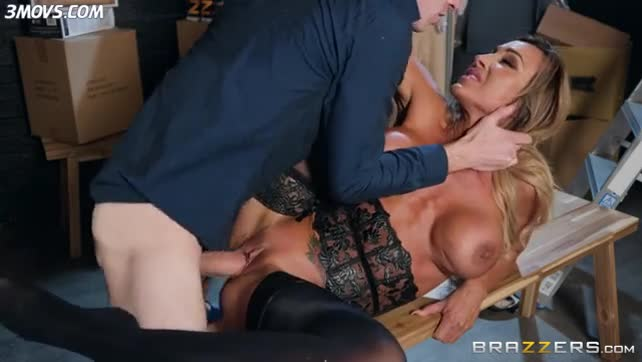 Mature Aubrey Black uscking Danny D