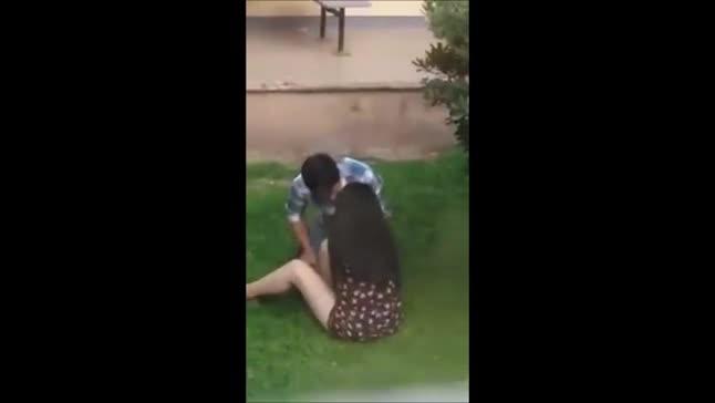 Estudiantes de UACH teniendo sexo oral MEXICO