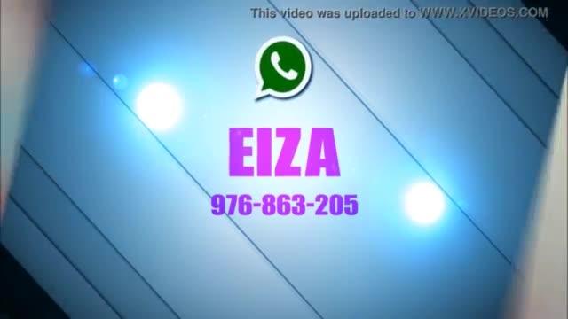 Eiza Gonzalez puta rubia de Peru