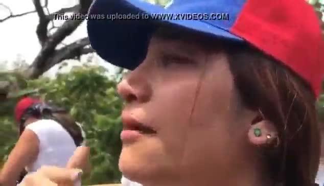 VIRAL Venezolana Oriana G. JOVEN TETONA XXX