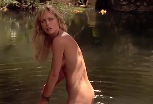 Video Tanya Roberts perfect natural Tits nude