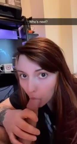 Suckin dick for gamingbunnyx